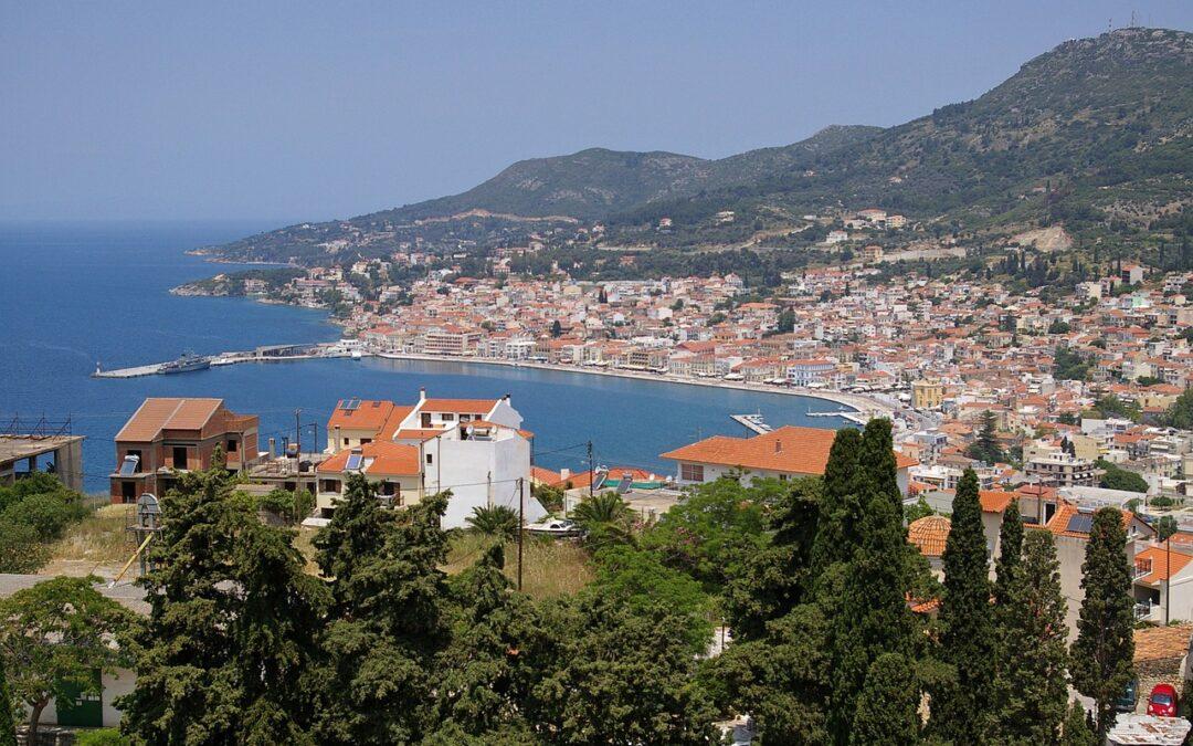 Besøg smukke Samos
