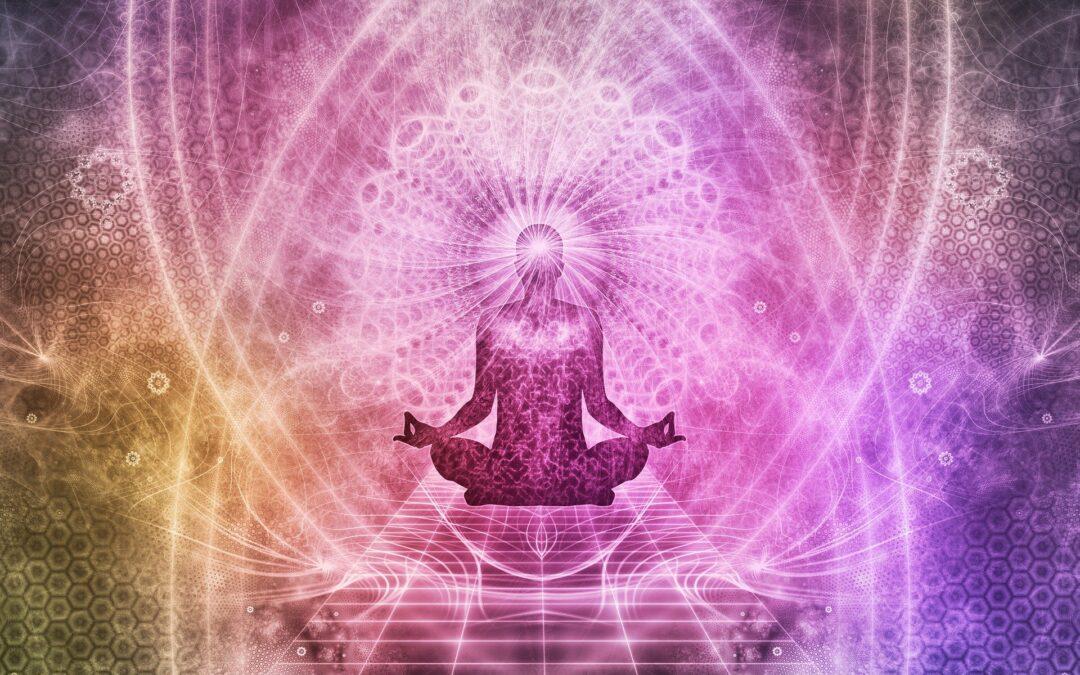 Person i zen