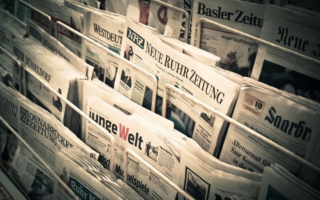 Overvejelser du skal gøre dig inden du opstarter et nyhedsmedie