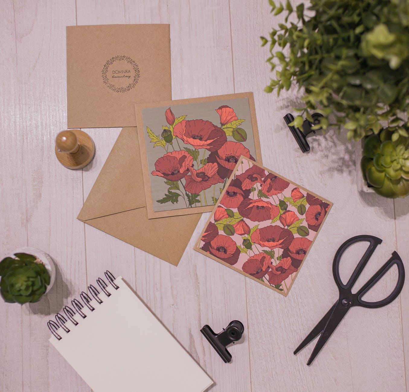 pamfletter in the making